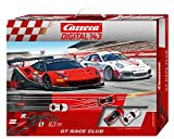 Carrera DIGITAL 143 GT Race Club 20040039 Autorennbahn Set