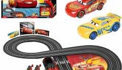 Carrera First Disney-Pixar Cars 3